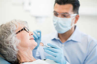 The Importance of a Healthy Mouth Prior to Any Replacement Surgery